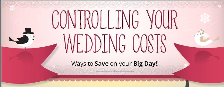 Controlling Your Wedding Costs Main