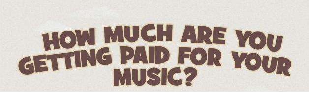 How Much Are You Getting Paid For Music Main