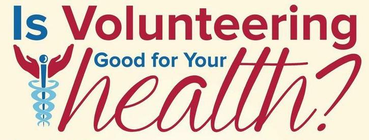 Is Volunteering Good For Your Health Main