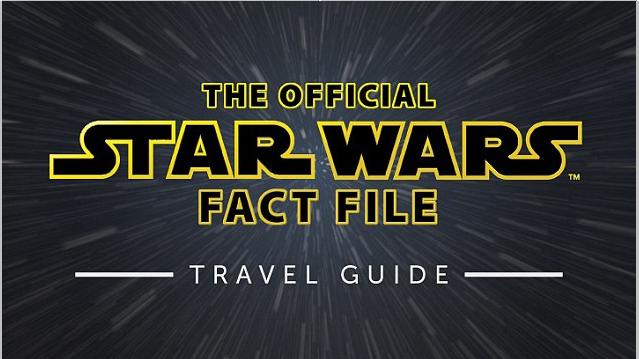 The Official Star Wars Fact File Main