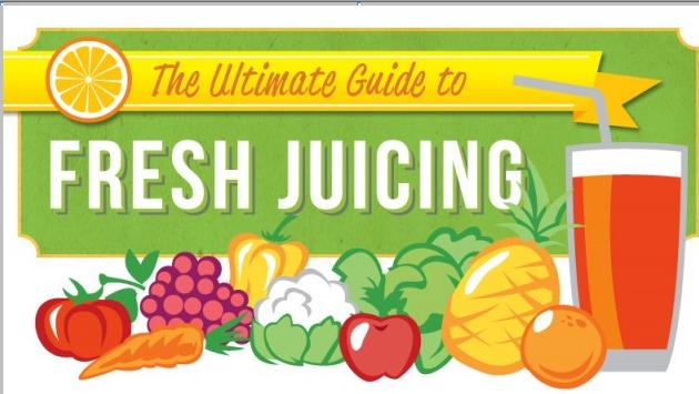 The Ultimate Guide To Fresh Juicing Main