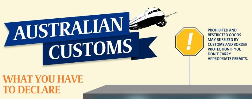 Australian Customs What You Must Declare Main