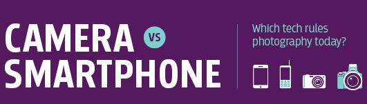 Cameras vs. Smartphones Main