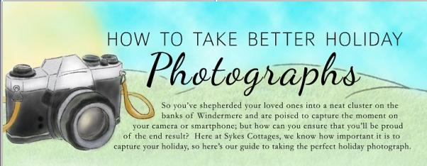 How to Take Better Holiday Photographs Main