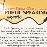 A 9-Step Cheat Sheet For Becoming A Public Speaking Expert Main