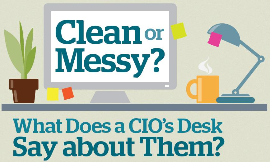 Clean Or Messy What Does A CIOs Desk Say About Them