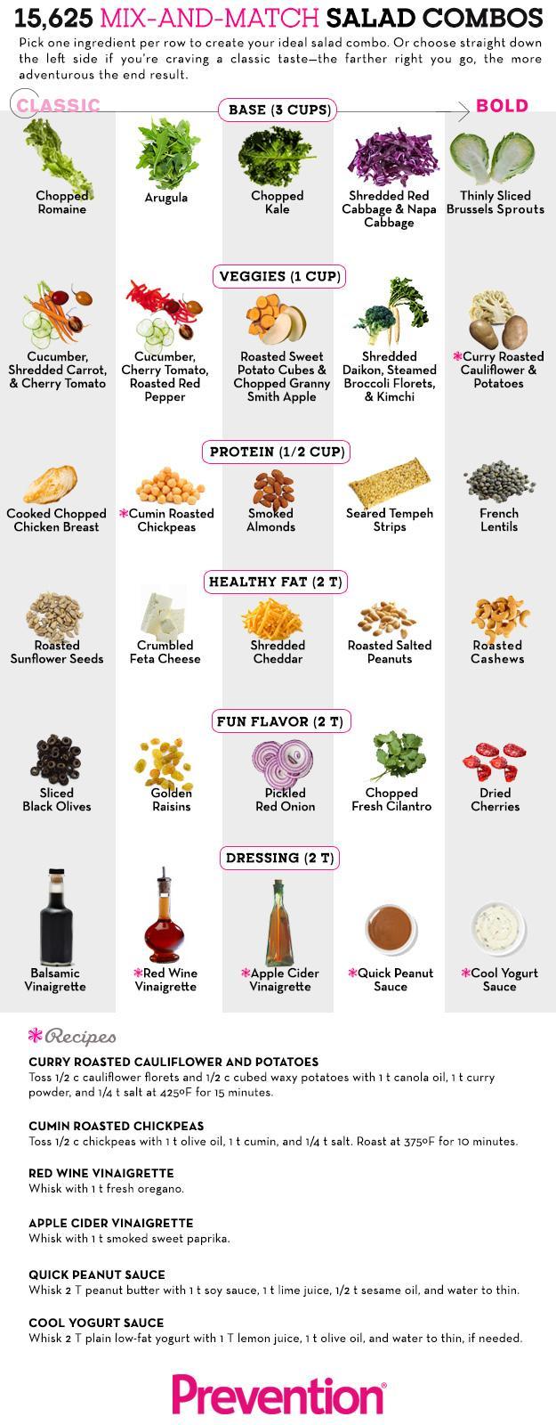 mix-match-salad-combos