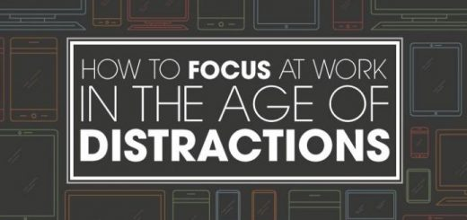How To Focus At Work In The Age Of Distractions Main